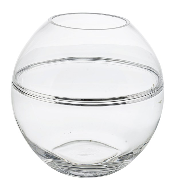 PAUL'S HOME Bizzotto Vase GL illusion Transparent